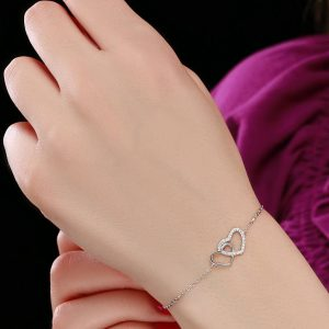 دستبند نقره-بی ریایی